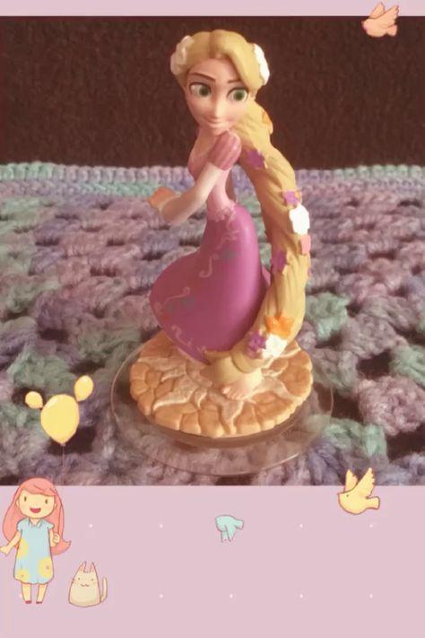 💙 The World of Tangled  💙  #Rapunzel #DisneyInfinity #Tangled #KingdomHearts #KH #KingdomHearts3 #KH3 #KingdomHeartsFanArt