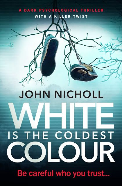 White is the Coldest Colour by John Nicholl (Dr  David