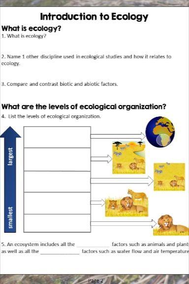 Pin On Environmental Education