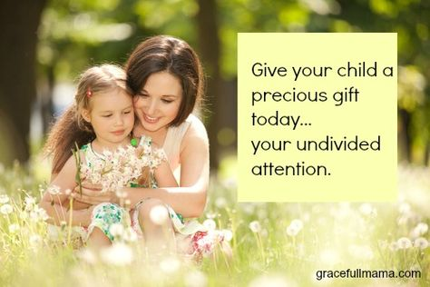 Five Simple Ways To Be A Great Mom Today - Grace Full Mama | Grace Full Mama