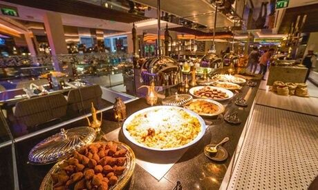 Ramadan Iftar Buffet With Soft Beverages For Up To Four At Latest