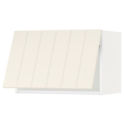Ikea Wandschrank Horizontal.Metod Weiß Wandschrank Horizontal Frame Colour Weiß