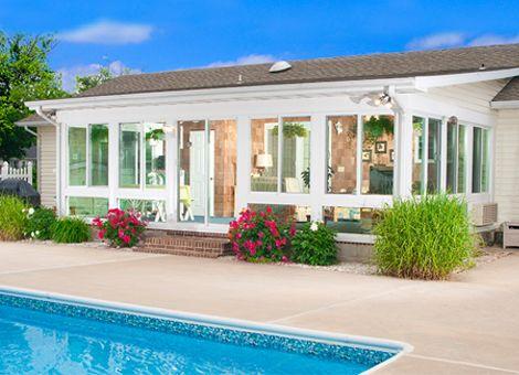 9 best Four season porch images on Pinterest   Enclosed decks ...