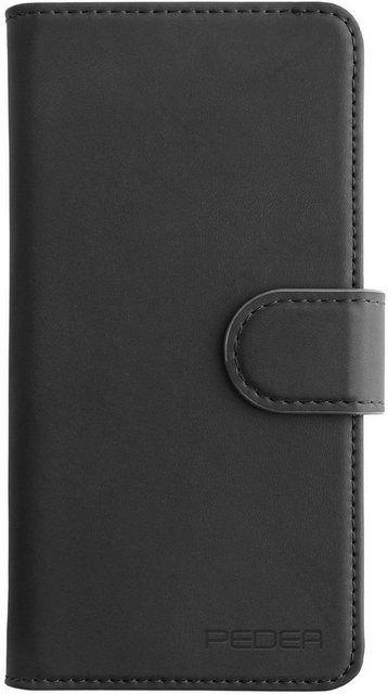 Handytasche Echtledertasche Book Cover Premium Iphone 11