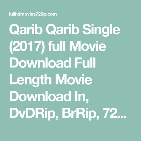 List of Pinterest qarib qarib single full movie pictures