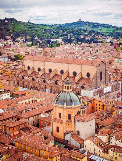 Amazing Bologna, Italy