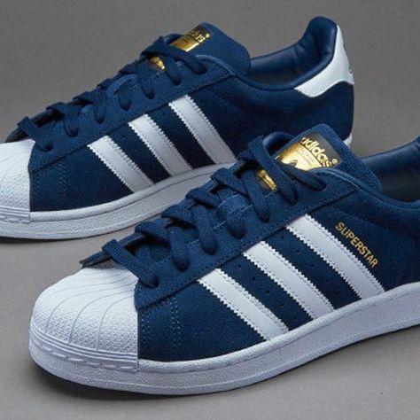 Adidas SuperStar Suede Sizes - 41-45