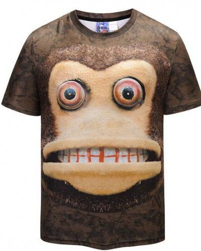 RelaxLife Mens 3D Print T-Shirts 3D T Shirts Funny Car Engine Pattern Print T-Shirt Tee Anime Cartoon Clothes T Shirts Men Short Sleeve Designer Shirts