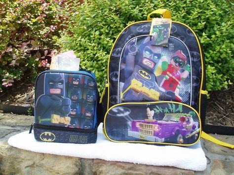 03239178992a Backpacks and Bags 57882  Lego Batman