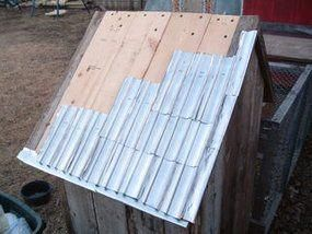 Make Shingles And Siding Out Of Aluminum Cans Beer Can Roof With Images Best Solar Panels Solar Panels Solar Projects