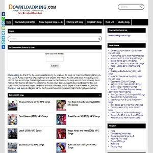 Downloadming Best Website For Downloading Bollywood Songs And Music Bollywood Songs Bollywood Movie Songs Songs