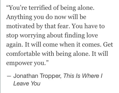 This Is Where I Leave You By Jonathan Tropper Quotes Pinterest