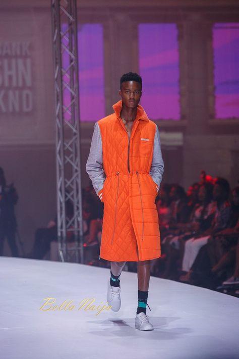 GTBank Fashion Weekend 2018 - Runway Day 1 | Romeo Hunte - BellaNaija