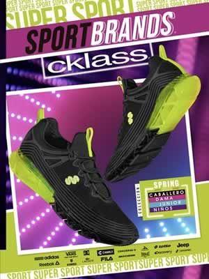 Cklass Catalogo Calzado Sport Brands Primavera 2020 Catalogos Cklass Calzas Calzado Para Dama