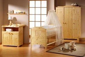 Simple Komplett Kinderzimmer DREAM tlg Kinderbett Wickelkommode und t riger