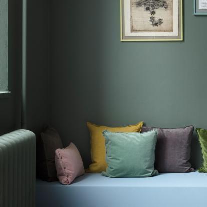 Salbeigrun Trendfarbe Mit Geschmack Wohnen Schlafzimmer Neu Gestalten Schoner Wohnen