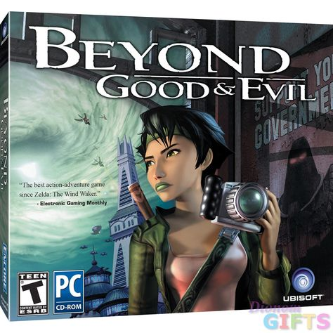 BEYOND GOOD AND EVIL JC (WIN XP,VISTA,WIN 7)