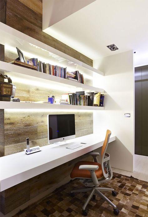 20 Idee Di Design Per Arredare Uno Studio In Casa Nazarena Pinterest