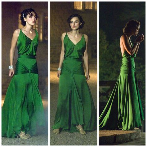 "The ""Atonement"" Dress"
