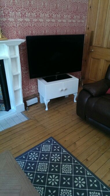 TV Stand Made By Me On The Great Interior Design Challenge Wwwmancavecreations