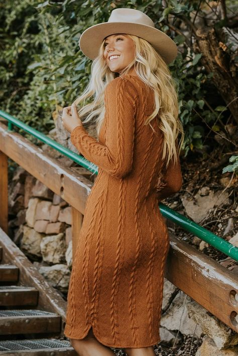 Rustyn Sweater Dress