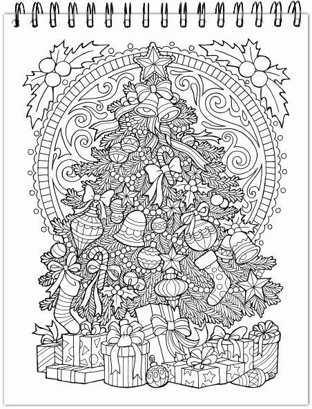 Colorit Coloring Books Elegant Christmas Coloring Book Hardback Covers Artist Free Christmas Coloring Pages Christmas Coloring Pages Christmas Coloring Books