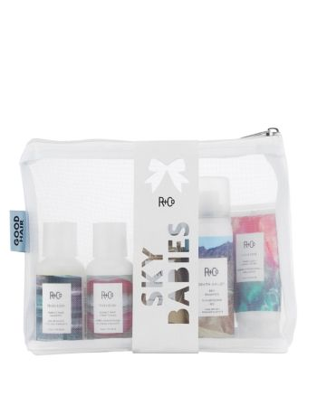 R And Co R Co Sky Babies Kit 82 Value Beauty Cosmetics Bloomingdale S Baby Kit Perfect Hair Shampoo R Co