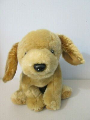 Ad Ty Golden Retriever Dog Plush Stuffed Animal 10 Cocker Spaniel