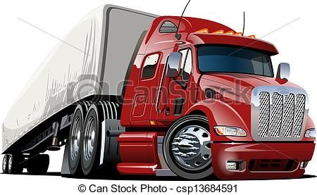 Troca Roja Dibujo Buscar Con Google Trucks Vehicles