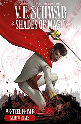 Download Pdf Shades Of Magic Night Of Knives Free Epub Mobi