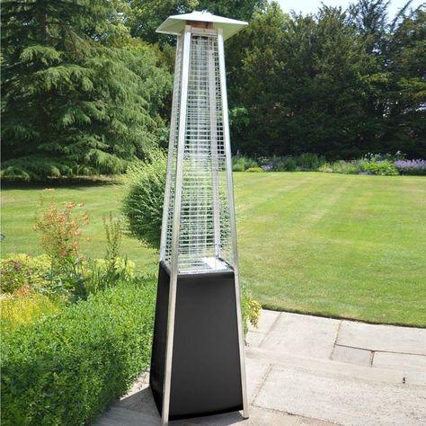Leisuregrow Dante Pyramid Flame Garden Patio Heater Heaters Pinterest Patios