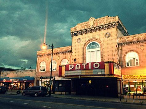 Patio Theatre, Chicago (1938) | Movie Palaces | Pinterest | Theater Chicago  And Chicago