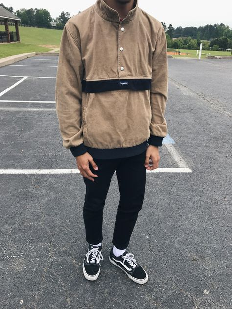 Outfit and hairstyle ideas for men.