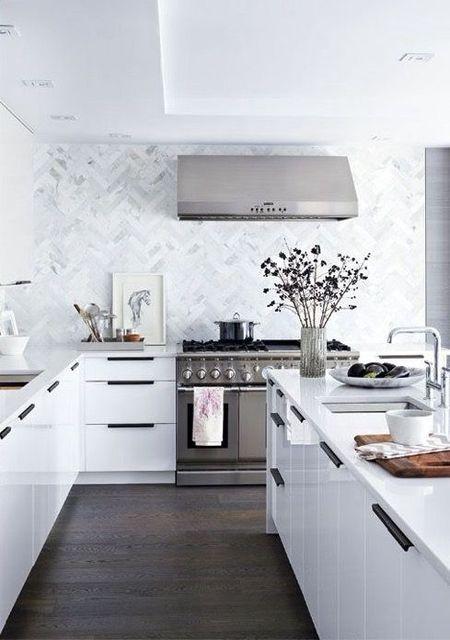 15 Gorgeous Kitchen Backsplash Ideas Kitchen Design Small Contemporary Kitchen Ikea Kitchen Design