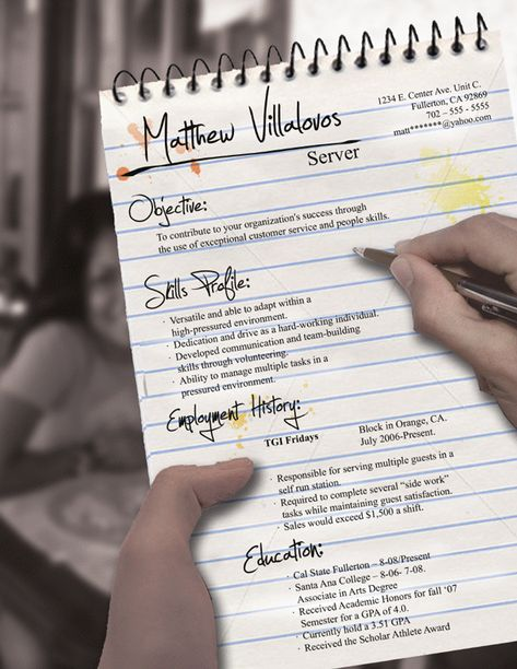 13 Insanely Cool Resumes That Landed Interviews At Google And Other Top Jobs - Business Insider