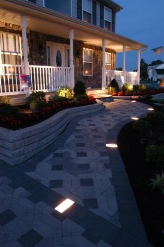 Kerr Lighting Residential Paver Lights 4 X 8 For Walk