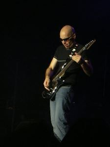 """Concert Review: Joe Satriani and Steve Morse Live In Concert At The Orpheum In Boston, Mass.  It was a beautiful fall night in Boston on Friday night and for this concert goer it was a """"bucket list"""" dream come true. I have been following Joe Satriani since the 80s when he first started releasing his music. Since that time his catalog his grown immensely and he is widely known as one of the greatest instrumental rock artist in the world."""