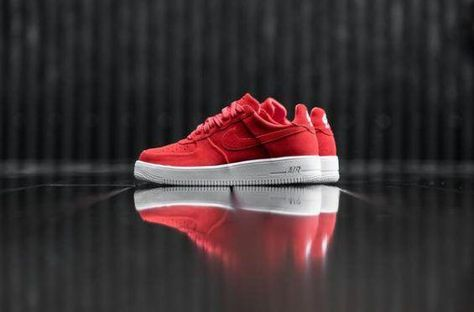 huge selection of fee3a eb788 Available Now Nike Air Force 1 Ultraforce Low Track Red  BestWayToCleanCarpetRunners