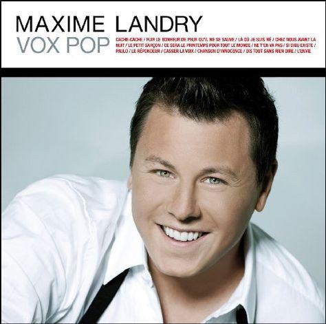 Maxime Landry - Vox Pop