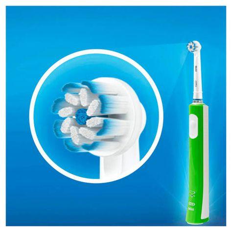 Oral B Junior 6 Jaar Elektrische Tandenborstel Tandartsen En Reinigen
