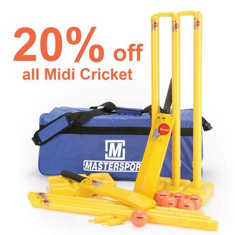 Midi Cricket 20% off