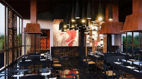 Royalton White Sands - Jamaica - Japanese teppenyaki and sushi restaurant