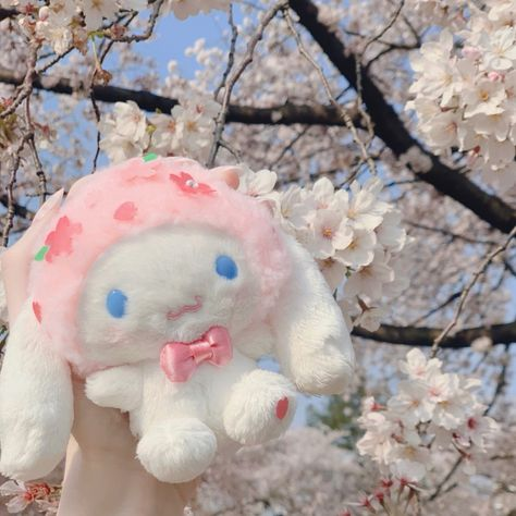 Find images and videos about pink, nature and spring on We Heart It - the app to get lost in what you love. Softies, Plushies, Kawai Japan, Cute Stuffed Animals, Sanrio Characters, Cute Icons, My Melody, Pink Aesthetic, Aesthetic Filter