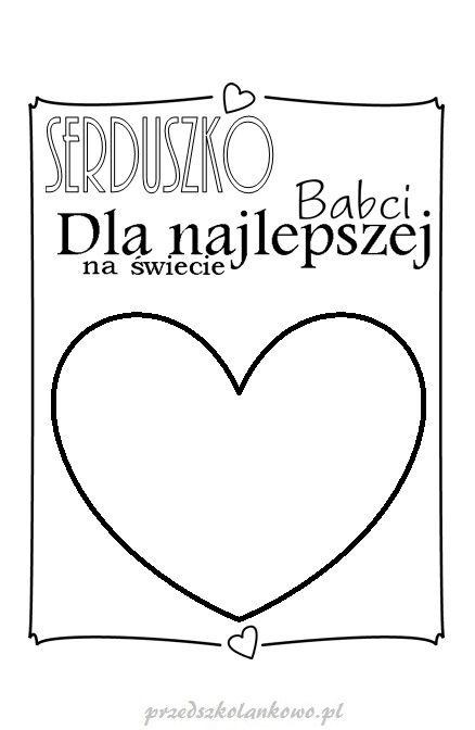 Pin By Myy Selfi On Dzien Babci I Dziadka Dzien Babci I Dziadka