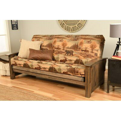 Harriet Bee Clinchport Futon And