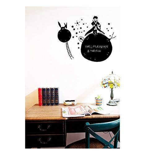 Huhome PVC Wall Stickers Wallpaper English Music bedside background music classr