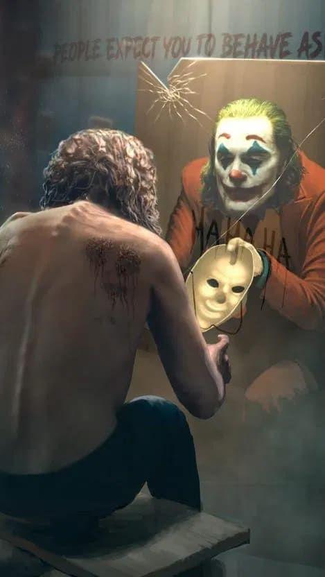 Insane Joker Movie Artworks - Indieground Design Blog #inspiration #graphicdesign #design #joker #joaquinphoenix #dc #batman #art #artwork #movie #poster #alternativemovieposter #fanart