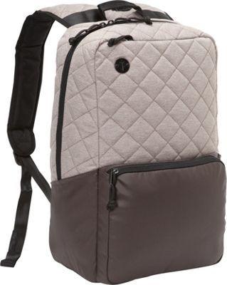 Focused E The Curriculum Backpack Tan Via Ebags