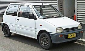 Daihatsu Mira L200 With Images Daihatsu Kei Car Suv