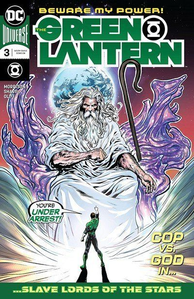 The Green Lantern #3 (2019) FREE Comics Download on CBR CBZ